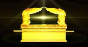 The Ark of the Covenant is the throne found in the throne room of God's palace, the Temple.